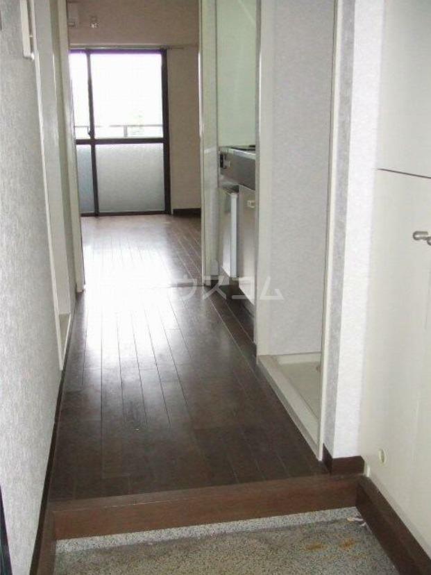 メゾン・プラネット 310号室の玄関