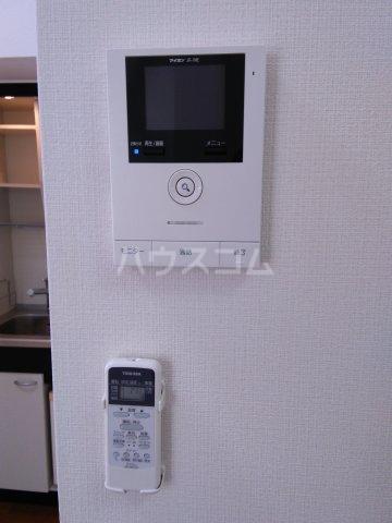 パルU 201号室のセキュリティ