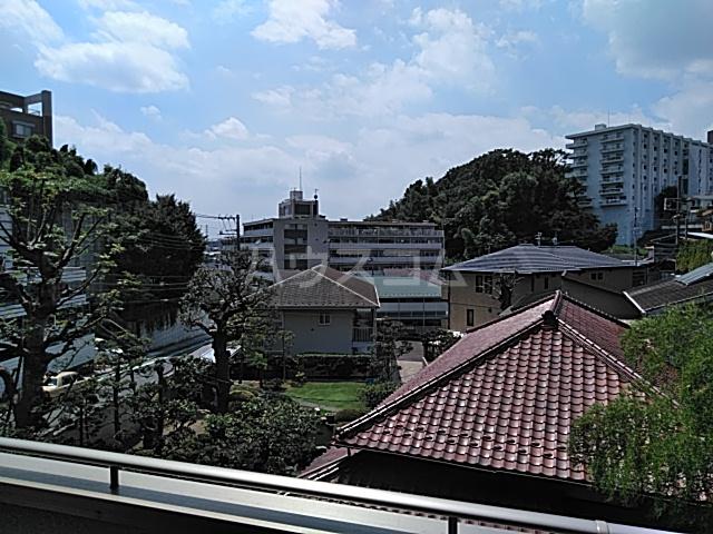 ディアコート日吉 202号室の景色