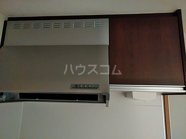 ディアコート日吉 202号室の収納
