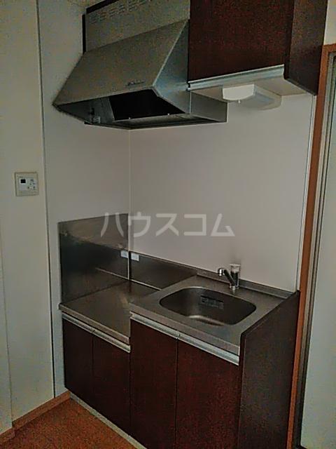 ディアコート日吉 202号室のキッチン