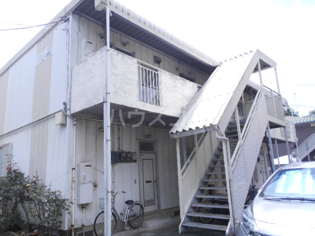 ドミール清鶴 103号室の外観
