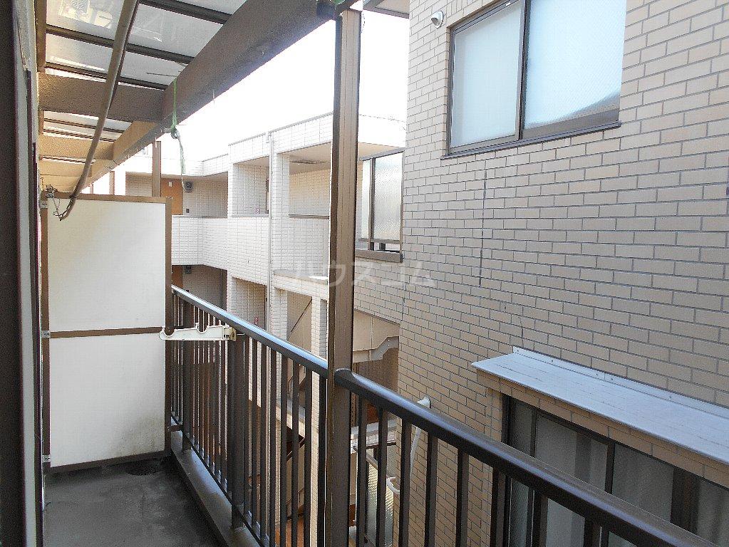 湘南マンション 303号室の景色