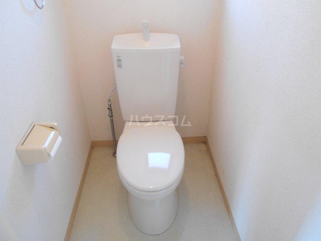 湘南マンション 303号室のトイレ