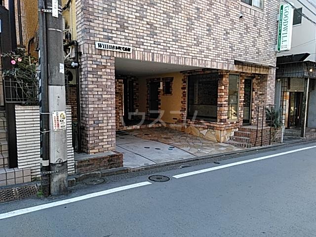 Will日吉本町弐番館 204号室のエントランス