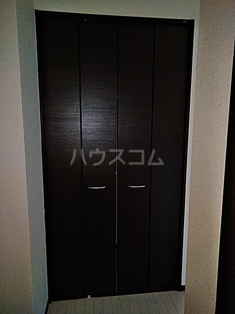Will日吉本町弐番館 204号室の収納