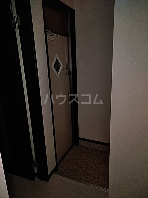 Will日吉本町弐番館 204号室の玄関
