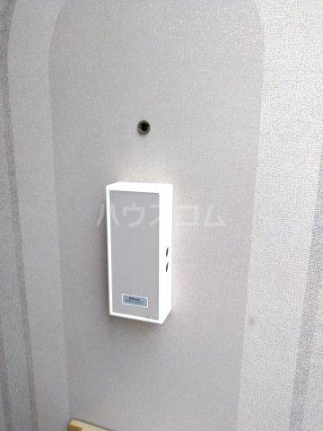 コスモスハイツ 205号室のセキュリティ