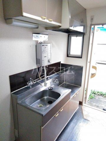 コスモスハイツ 205号室の洗面所