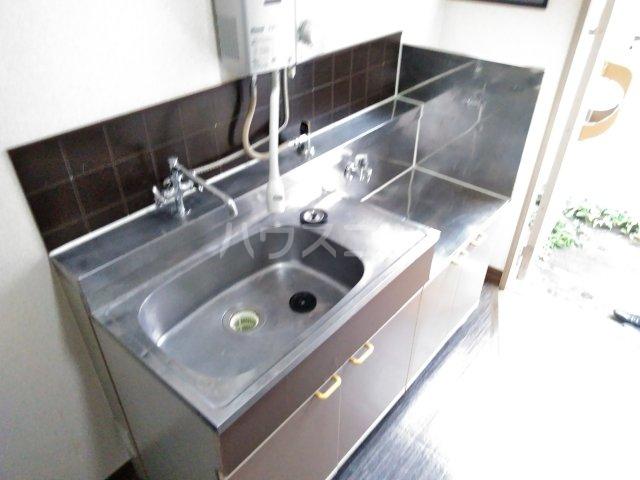 コスモスハイツ 205号室のキッチン