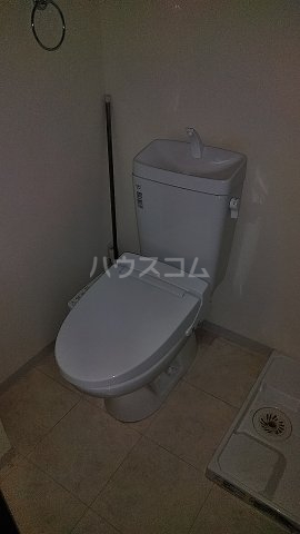 TK PLACE 203号室のトイレ