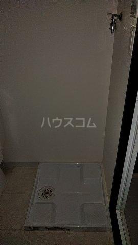 TK PLACE 203号室の洗面所