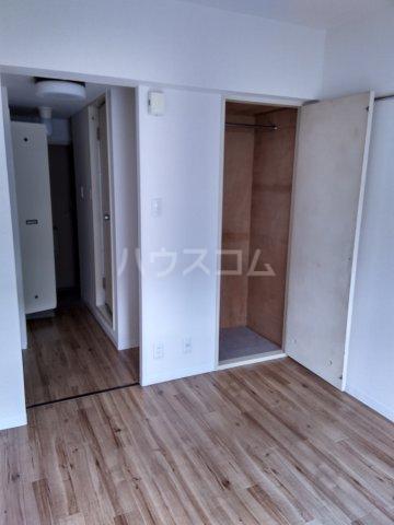 トップ片倉第1 206号室の玄関