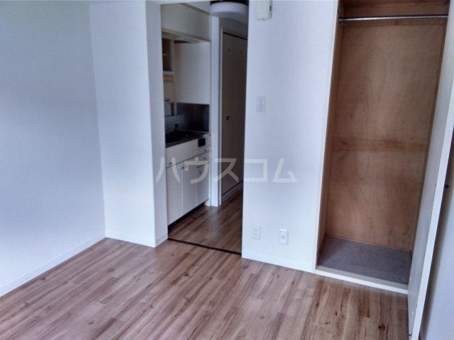 トップ片倉第1 206号室のベッドルーム