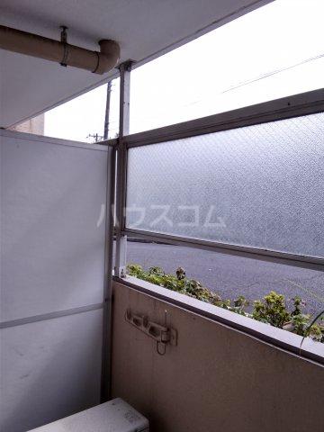 トップ片倉第1 206号室のバルコニー