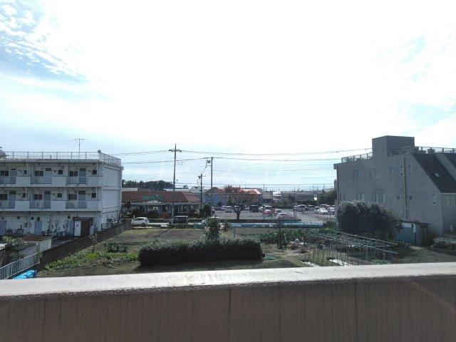 カサベルデ桜街道 203号室の景色