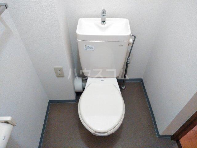 カサベルデ桜街道 203号室のトイレ