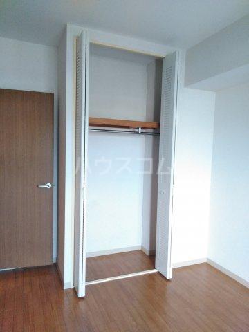 カサベルデ桜街道 203号室の収納