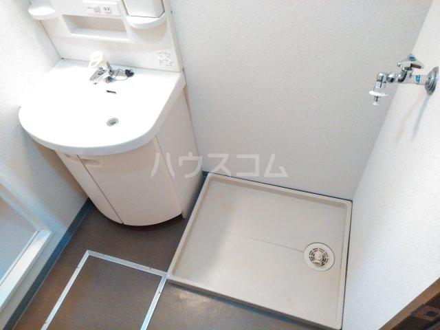 カサベルデ桜街道 203号室の洗面所