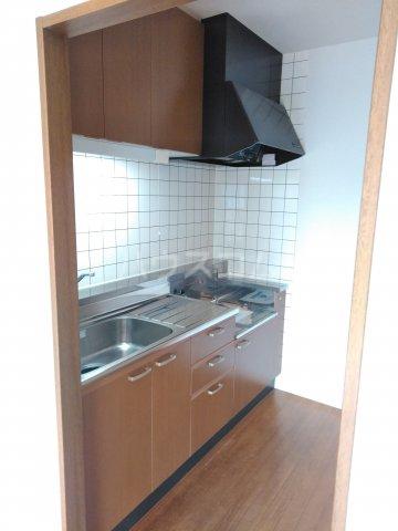 カサベルデ桜街道 203号室のキッチン