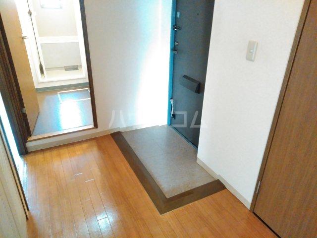 カサベルデ桜街道 203号室の玄関
