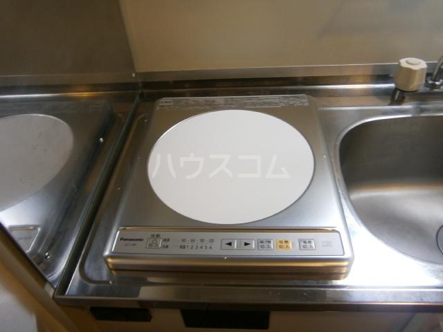 T-92 201号室のキッチン