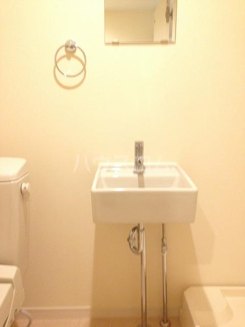 フローライト日吉 201号室の洗面所