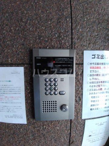 ビラ・デ・ローゼ 202号室のセキュリティ