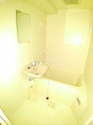 ビラ・デ・ローゼ 202号室の風呂
