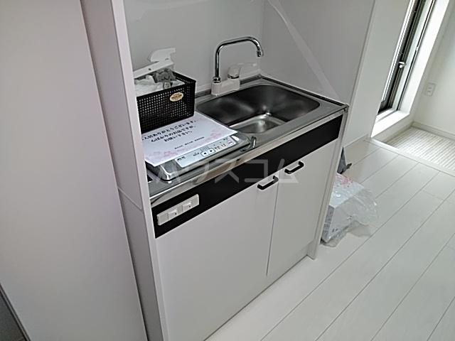 プライムテラス立川羽衣町 203号室のキッチン