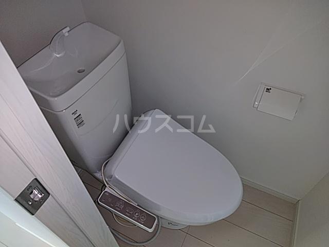 プライムテラス立川羽衣町 203号室のトイレ