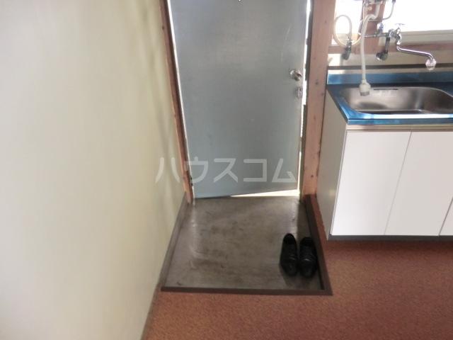 ちとせ荘 202号室の洗面所