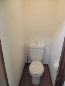 DAYO-国立 206号室のトイレ