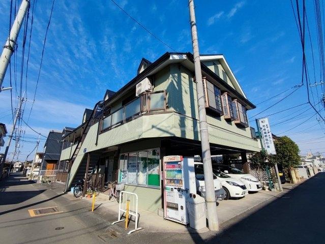 レジデンスATT栄町の外観