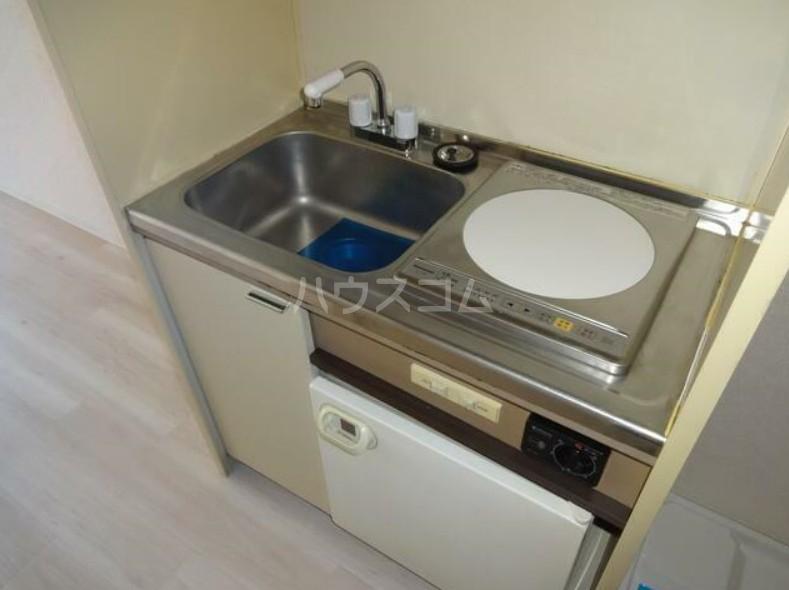 ジョイフルオークラ20 406号室のキッチン