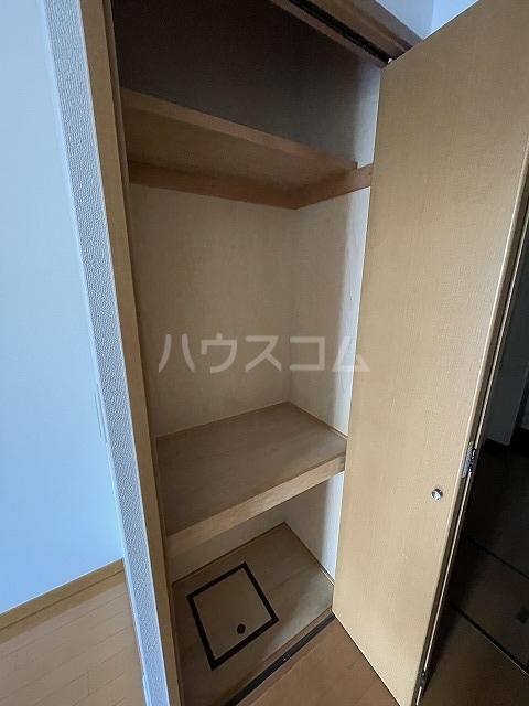 La-famille mikko A-1号室の収納