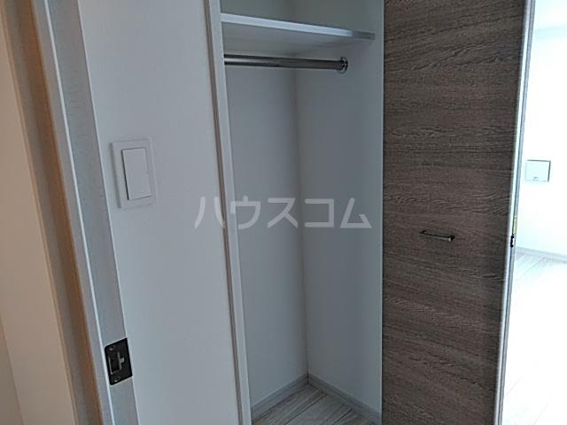メインステージ立川Ⅲ 302号室の収納