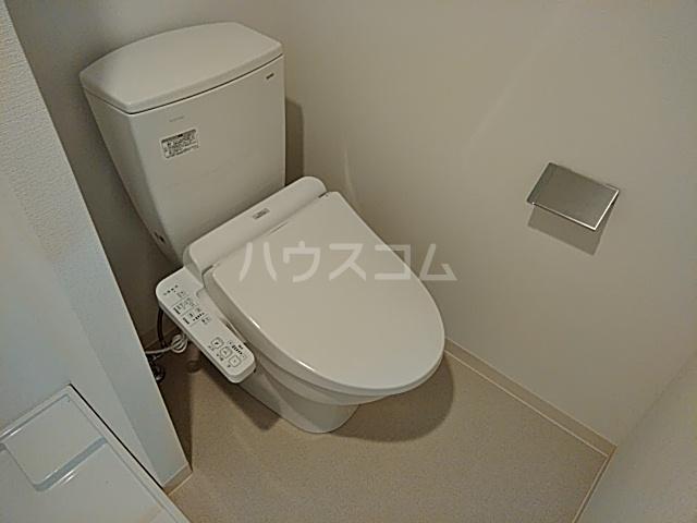メインステージ立川Ⅲ 302号室のトイレ