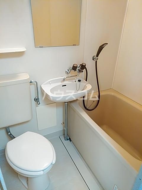 ウィーンハイツ 101号室の洗面所
