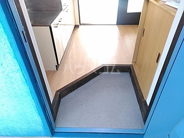 ウィーンハイツ 101号室の玄関