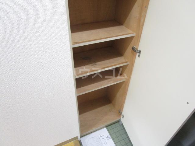 ヒルハウスコンフォート2 306号室の収納