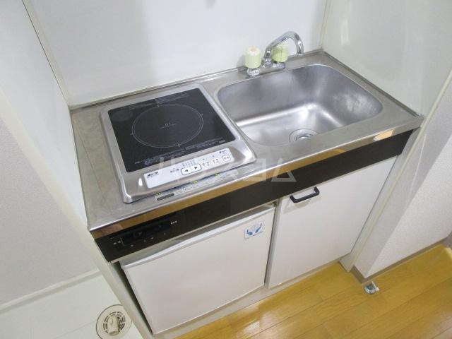ヒルハウスコンフォート2 306号室のキッチン