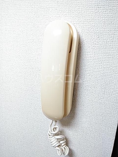 メゾン柊Ⅱ 101号室のセキュリティ