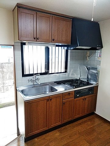 メゾン柊Ⅱ 101号室のキッチン