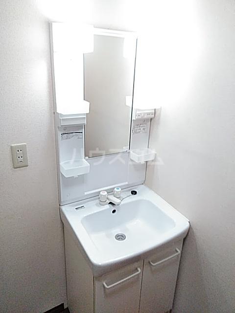 メゾン柊Ⅱ 101号室の洗面所