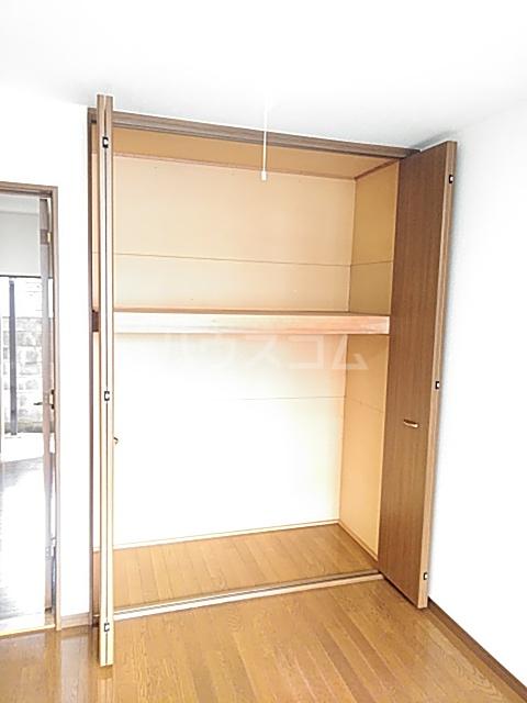 メゾン柊Ⅱ 101号室の収納