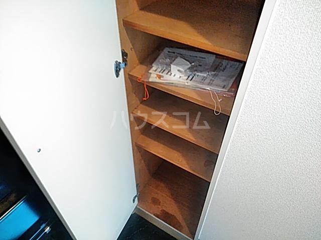 ポイントリューズ 201号室の収納