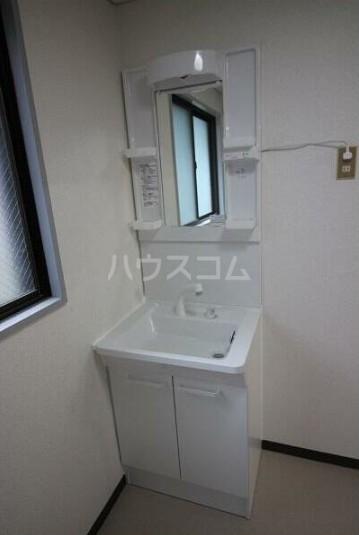東陽ビル 201号室の洗面所