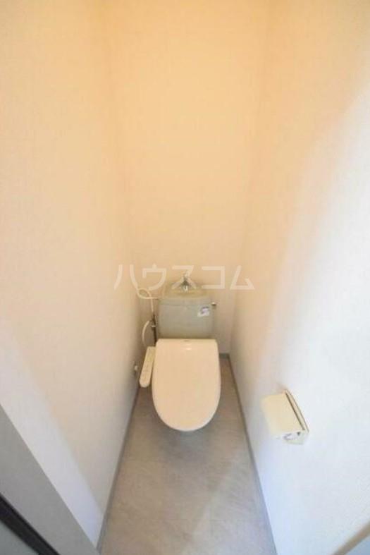光陽荘 103号室のトイレ