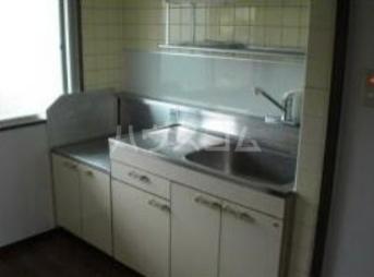 武相台ハイツ 703号室のキッチン